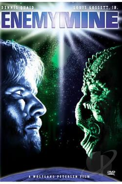 Enemy Mine DVD Cover Art