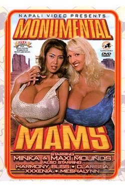 Monumental Mams DVD Cover Art