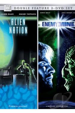 Alien Nation/Enemy Mine DVD Cover Art