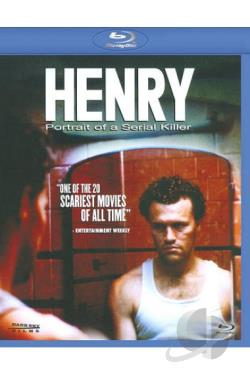 Henry: Portrait of a Serial Killer BRAY Cover Art