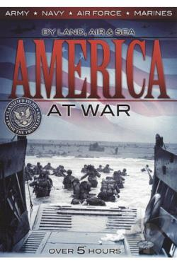 America at War DVD Cover Art