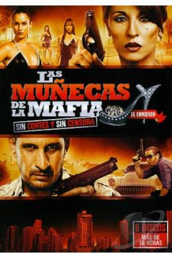 Munecas de la Mafia, Part 1 DVD Cover Art