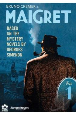 Maigret: Set 1 DVD Cover Art