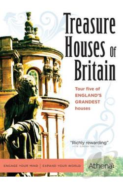 Treasure Houses of Britain DVD Cover Art