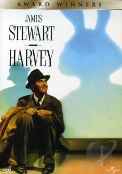 Harvey DVD Cover Art