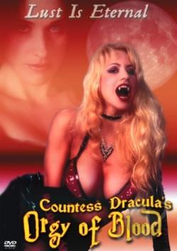 Countess Dracula's Orgy of Blood DVD Cover Art