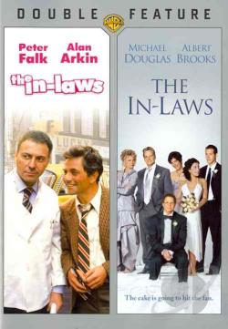 In-Laws (1997) & In-Laws (2003) DVD Cover Art