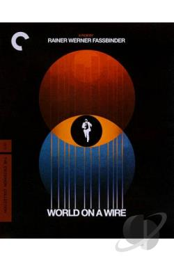 World on a Wire BRAY Cover Art