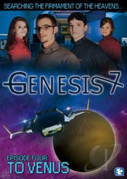 Genesis 7: Episode Four - To Venus DVD Cover Art