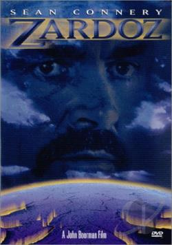 Zardoz DVD Cover Art