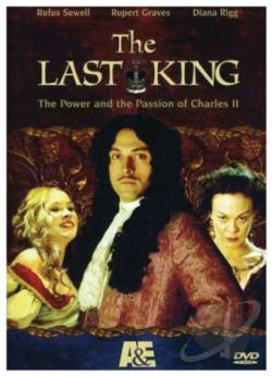 Last King DVD Cover Art