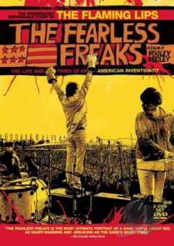 Flaming Lips - The Fearless Freaks DVD Cover Art