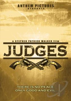 Judges DVD Cover Art