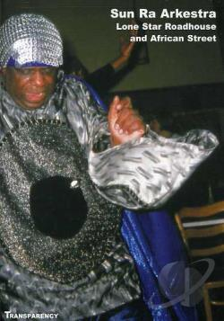 Sun Ra - Live at the Roadhouse DVD Cover Art