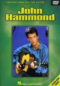 John Hammond - Instructional DVD for Guitar DVD Cover Art
