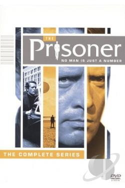 Prisoner - The Complete Series DVD Cover Art