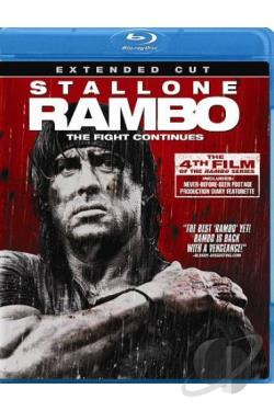 Rambo BRAY Cover Art