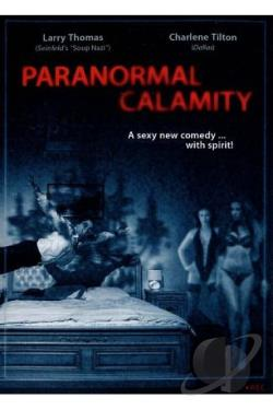 Paranormal Calamity DVD Cover Art