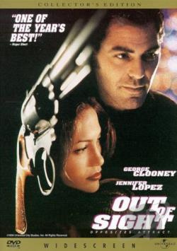 Out of Sight DVD Cover Art