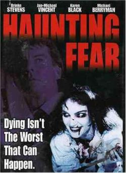 Haunting Fear DVD Cover Art