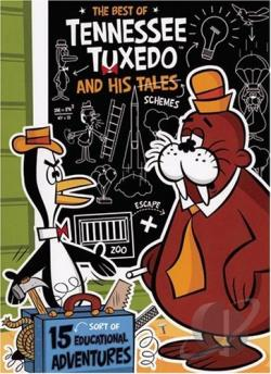 Tennessee Tuxedo and His Tales DVD Cover Art