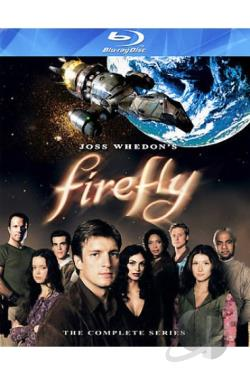 Firefly - The Complete Series BRAY Cover Art