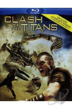Clash of the Titans BRAY Cover Art