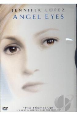 Angel Eyes DVD Cover Art