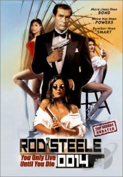 Rod Steele 0014: You Only Live Until You Die DVD Cover Art