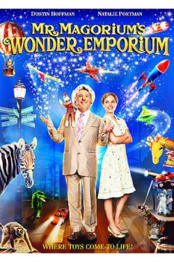 Mr. Magorium's Wonder Emporium DVD Cover Art