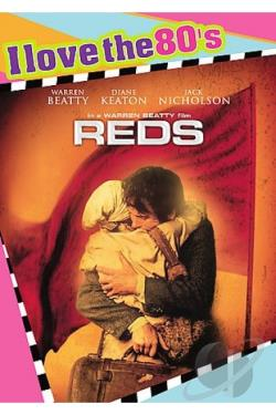 Reds DVD Cover Art
