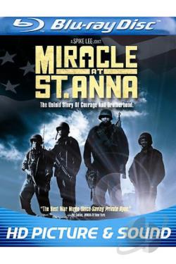 Miracle at St. Anna BRAY Cover Art