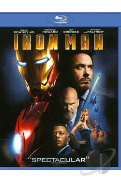 Iron Man BRAY Cover Art