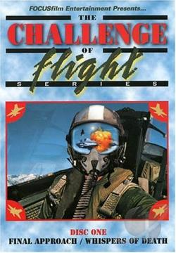 Challenge Of Flight Vol. 1 DVD Cover Art