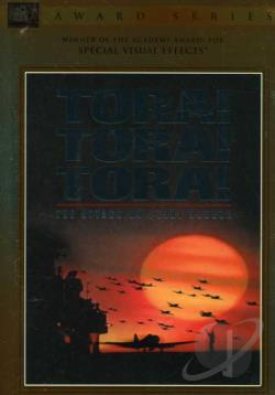 Tora! Tora! Tora! DVD Cover Art