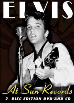 Elvis Presley - At Sun Records DVD Cover Art