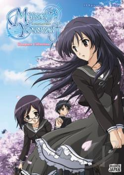 Myself; Yourself - Complete Collection DVD Cover Art