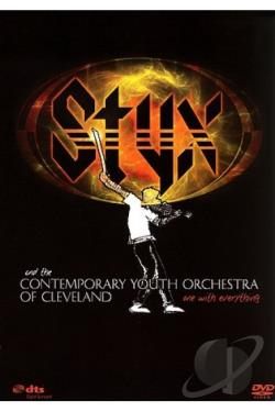 Styx - One with Everything DVD Cover Art