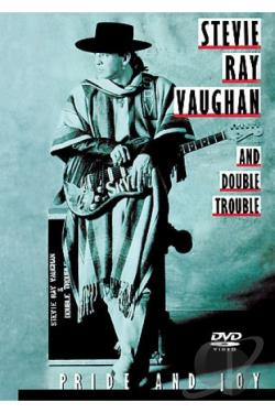Stevie Ray Vaughan - Pride And Joy DVD Cover Art