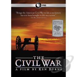 Civil War: A Film Directed By Ken Burns DVD Cover Art