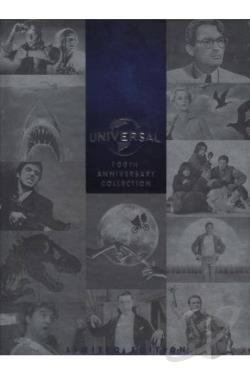 Universal 100th Anniversary Collection BRAY Cover Art