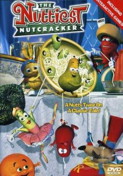 Nuttiest Nutcracker DVD Cover Art