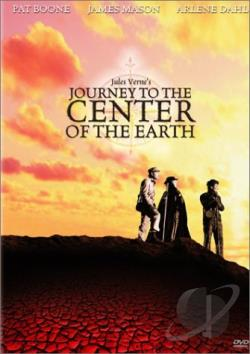 Journey to the Center of the Earth DVD C