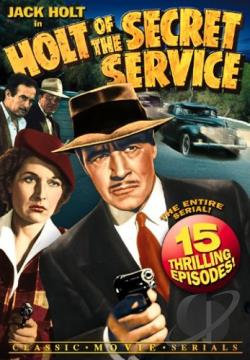 Holt Of The Secret Service Serial Chapter 1-15: Clutching Hand DVD Cover Art
