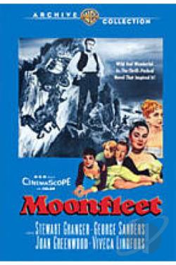 Moonfleet DVD Cover Art