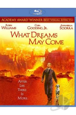 What Dreams May Come BRAY Cover Art