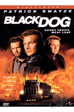 Black Dog DVD Cover Art