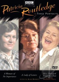 Patricia Routledge In Three Portraits DVD Cover Art