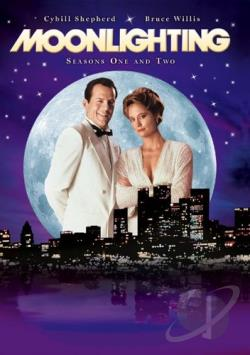 Moonlighting - The Complete First & Second Seasons DVD Cover Art