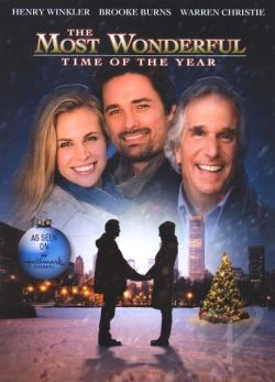 Most Wonderful Time of the Year DVD Cover Art